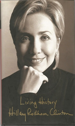 RAINBOW REVIEWS 'LIVING HISTORY' BY HILLARY CLINTON