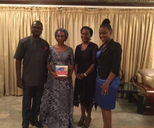 'LOVE MADE THE DIFFERENCE' – RAINBOW BOOK CLUB FOUNDER, KOKO KALANGO, INTERVIEWES HER EXCELLENCY MRS DOLAPO OSINBAJO AUTHOR OF THEY CALL ME MAMA AND WIFE OF NIGERIA'S ACTING PRESIDENT
