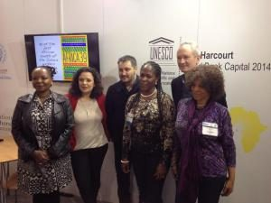 LAUNCH OF THE AFRICA39 LIST AT THE LONDON BOOK FAIR