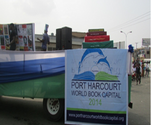 PORT HARCOURT WORLD BOOK CAPITAL (PHWBC) PILOT PROGRAMMES – BOOK FLOAT AT THE ANNUAL CARNIVAL