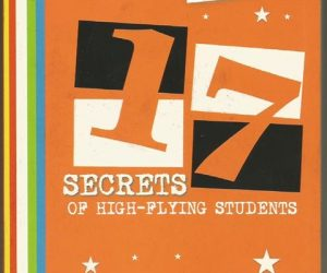 MAY 2017 BOOK-OF-THE-MONTH is 17 SECRETS OF HIGH-FLYING STUDENTS by FELA DUROTOYE