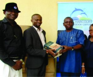 PORT HARCOURT WORLD BOOK CAPITAL PROGRAMMES- BOOK DONATION DRIVE AND 'SEED' LIBRARIES