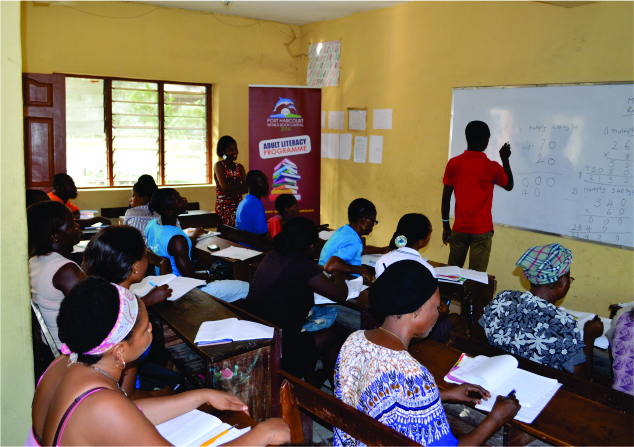 PORT HARCOURT WORLD BOOK CAPITAL PROGRAMME- ADULT EDUCATION PROGRAMME KICKS OFF