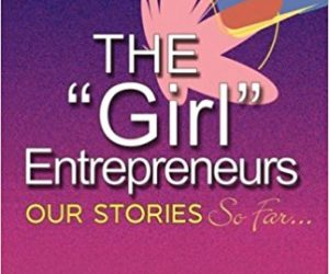 SEPTEMBER 2017 BOOK-OF-THE-MONTH is THE GIRL ENTREPRENEUR  by IBUKUN AWOSIKA