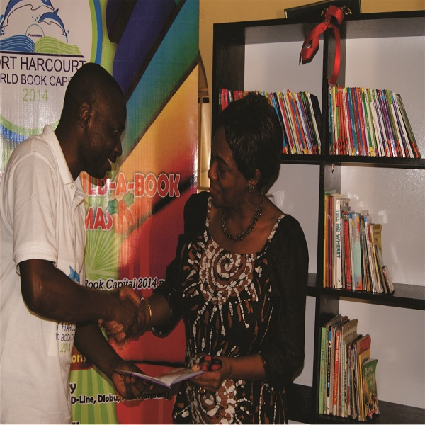 PORT HARCOURT WORLD BOOK CAPITAL PROGRAMME – BOOK DONATION DRIVE & SEED LIBRARY FOR CHRISTMAS