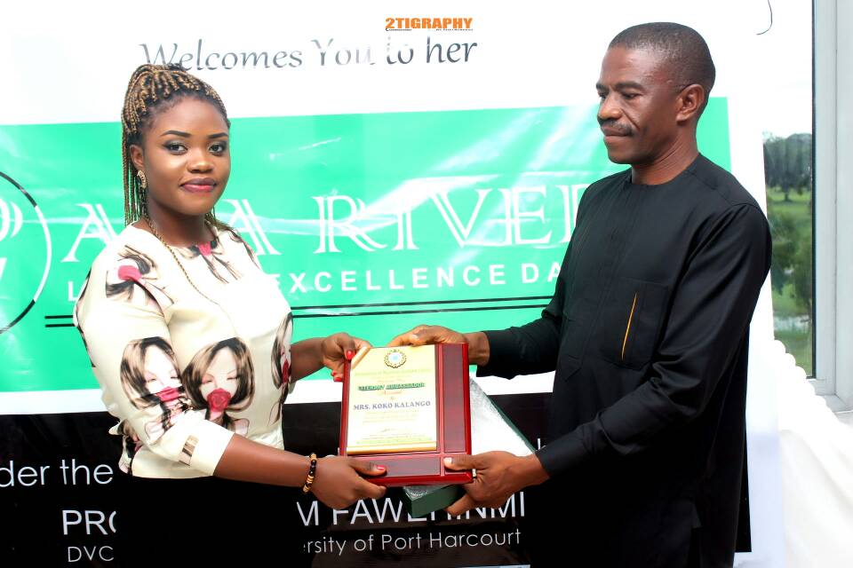 RAINBOW BOOK CLUB FOUNDER RECEIVES AWARD FROM ASSOCIATION OF NIGERIAN AUTHORS