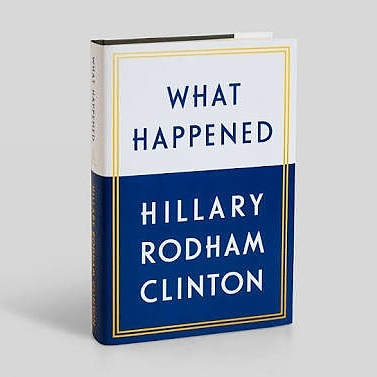 RAINBOW BOOK CLUB DISCOVERS 'WHAT HAPPENED' IN THE 2016 US PRESIDENTIAL ELECTION