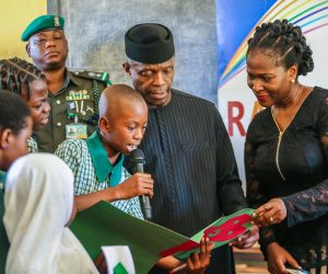RAINBOW LEADS A READING REVIVAL by OLIVE OBIOMA