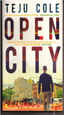 RBC Reviews Open City By Joel Cicero