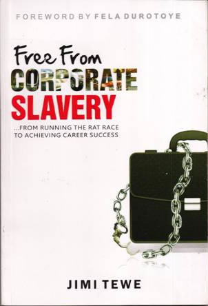 RBC Book Of the Month June  2012 – Free From Corporate Slavery by Jimi Tewe