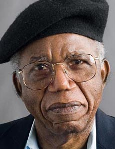 Chinua Achebe, honourary member of the Rainbow Book Club, passes on