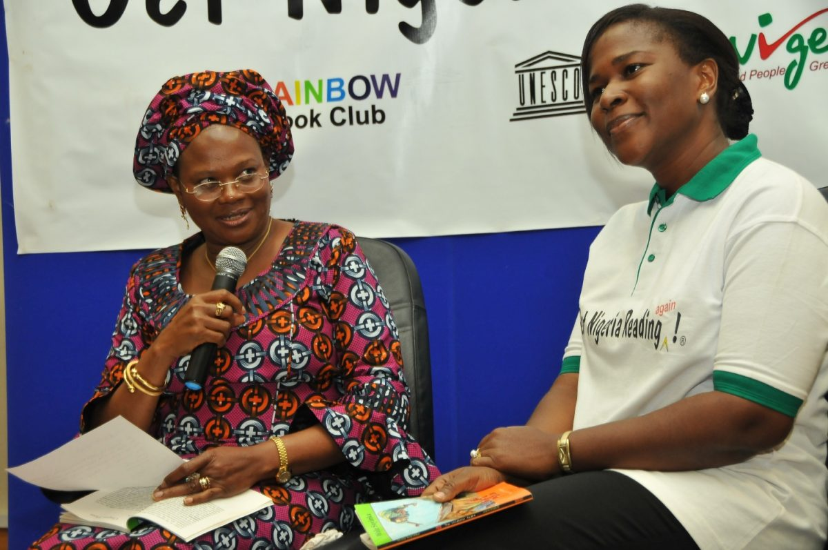 Rainbow Book Club Mourns Akunyili