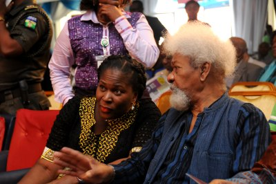Face To Face With A Giant – A Tribute To Wole Soyinka At 80 By Koko Kalango