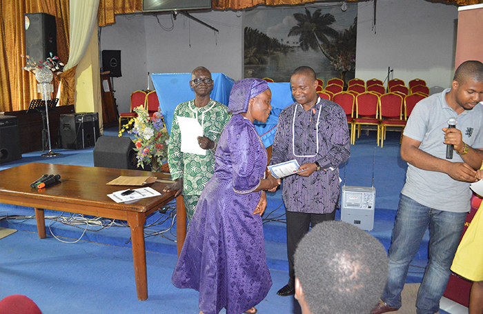 Port Harcourt World Book Capital Adult Literacy Curtain Call