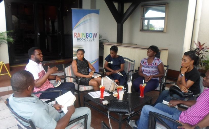 'ZAPP! THE LIGHTNING OF EMPOWERMENT' AT THE RAINBOW BOOK CLUB
