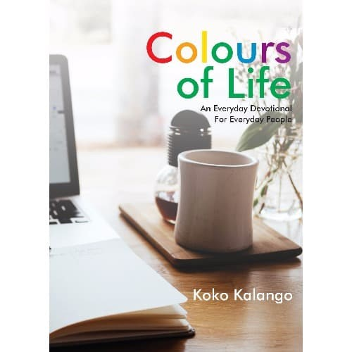 RAINBOW BOOK CLUB FOUNDER SHOWS US THE COLOURS OF LIFE